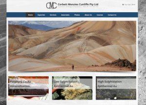 CMC - Website Screenshot