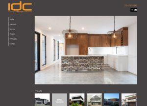Illawarra Design - Website Screenshot